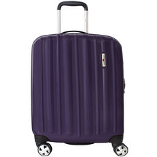 Hardware Profile Plus Kabinen-Trolley 4-Rollen 56 cm, purple shiny