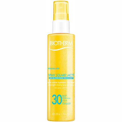 Biotherm Solaire Lacté LSF 30, Sonnenspray, 200 ml