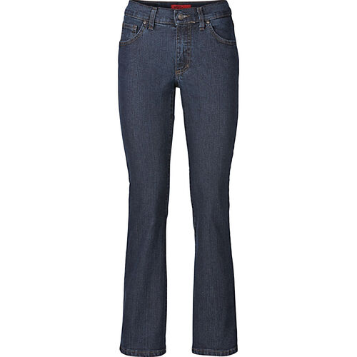 Angels Damen Bootcut-Jeans ´´LUCI´´, 29er Länge, dark washed, 44 | Bekleidung > Jeans > Bootcut-Jeans & Schlagjeans | Jeans | Angels