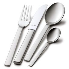 WMF Besteck Lyric: basic set 30-teilig Cromargan protect®