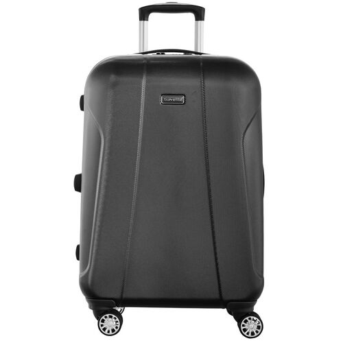 Travelite Elbe Two 4-Rollen Trolley 75 cm, anthrazit