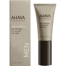 Ahava Age Control All-In-One Eye Care, Augencreme, 15 ml