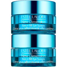 Estée Lauder New Dimension Firm + Fill Eye System, 2 x 5ml