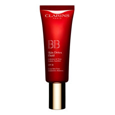 Clarins BB Skin Detox Fluid SPF 25, Feuchtigkeit spendendes Make-Up