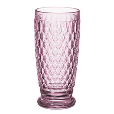 Villeroy & Boch Boston coloured Longdrinkglas rose