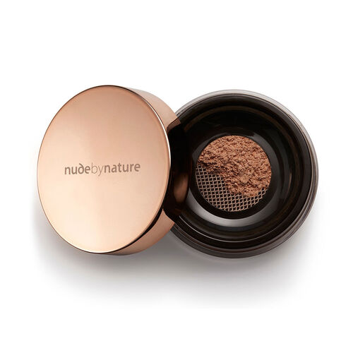 Nude by Nature Radiant Loose Powder Foundation,...