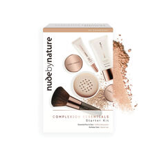 Nude by Nature The Complexion Essentials, Makeup-Set