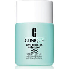 Clinique Anti-Blemish Solutions BB Cream SPF 40, Foundation Creme