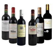 6er Bordeaux-Power-Paket