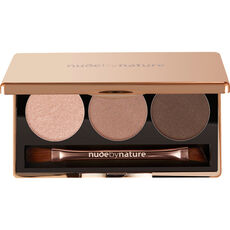 Nude by Nature Natural Illusion Eyeshadow Trio