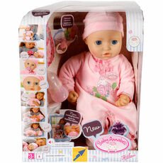 Zapf Creation® Baby Annabell® Baby Puppe