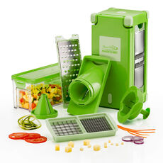 Genius Nicer Dicer Magic Cube Big, 12-teilig