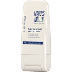 Marlies Möller ESSENTIAL, Hair Reshape Wax Cream, 100ml