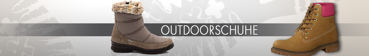 Damen Outdoorschuhe
