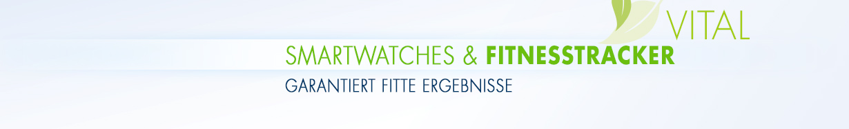 Smartwatches & Fitnesstracker | Vitalsortiment bei Karstadt