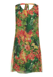 Betty Barclay Freizeitkleid, Red/Green - Rot
