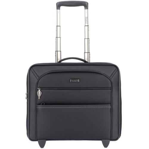Unbeatable 3 2-Rollen Business Trolley 42 cm Laptopfach, navy blue | Taschen > Businesstaschen > Business Trolleys | Stratic