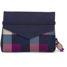 "Satch Clutch ""Waikiki Blue"""