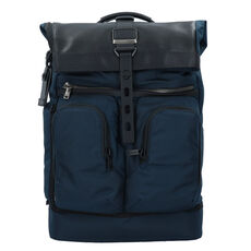 Tumi Alpha Bravo London Businessrucksack 48 cm Laptopfach