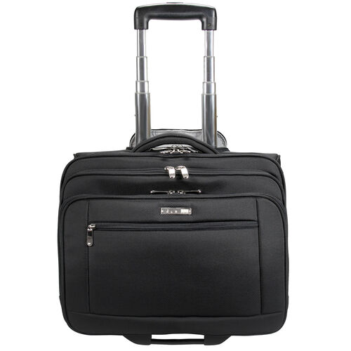 Bussiness & Travel Business-Trolley 42 cm Laptopfach, schwarz | Taschen > Businesstaschen > Business Trolleys | d & n