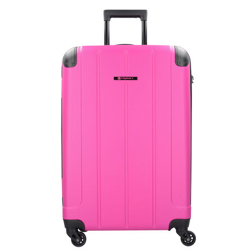 Munich 4-Rollen Trolley 67 cm, pink | Taschen > Koffer & Trolleys > Trolleys | Franky