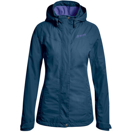 Damen Outdoorjacke Metor, blau, 22