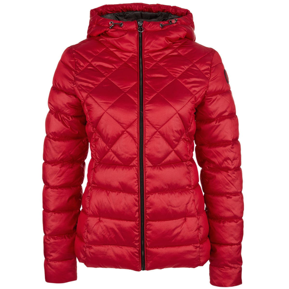 big sale 4f363 27e82 Damen Steppjacke, rot, 42