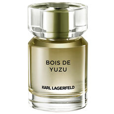 Karl Lagerfeld Bois de Yuzu, Eau de Toilette Spray, 50 ml