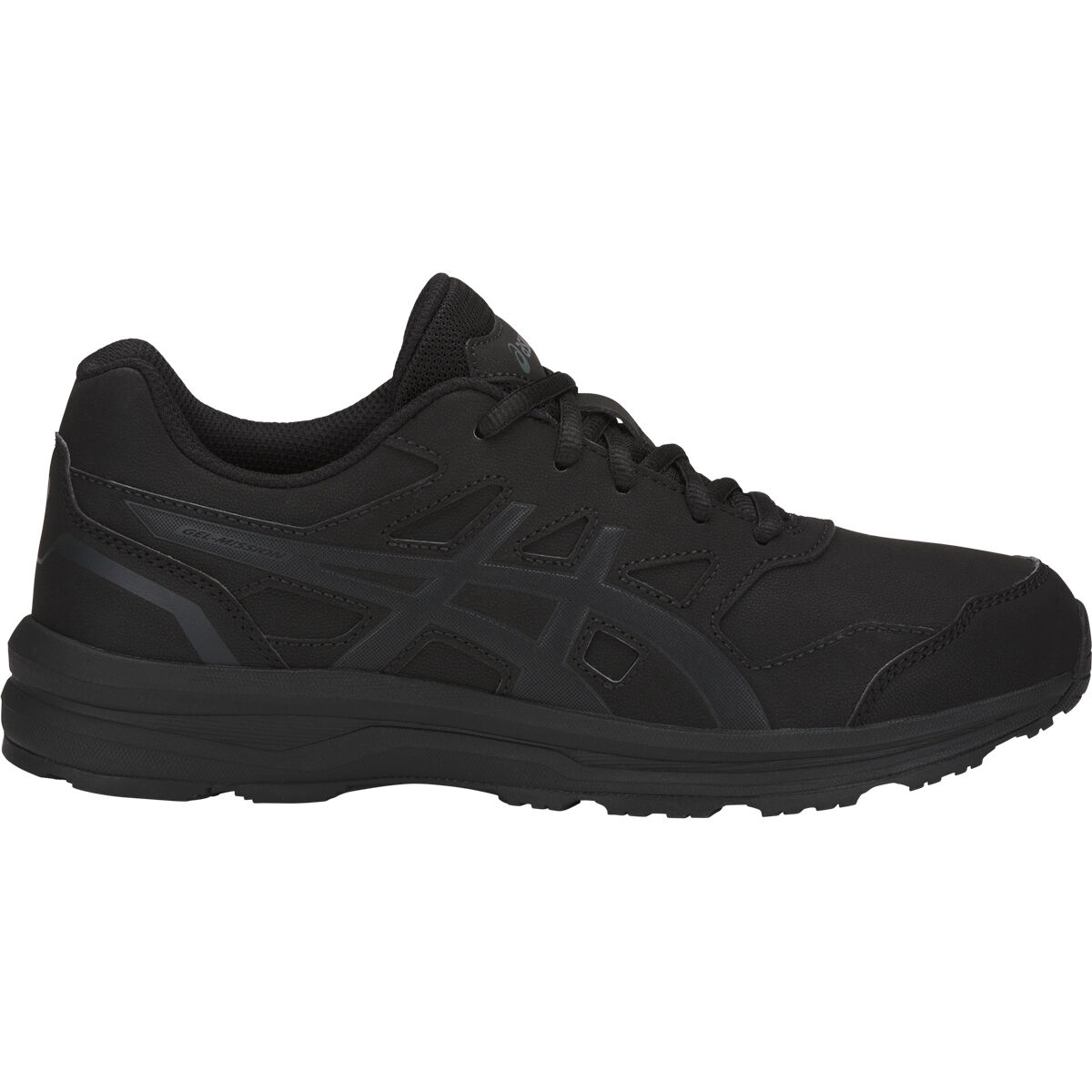 Gel-Mission 3 Damen Walkingschuh, schwarz, 39