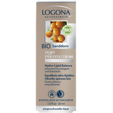 Logona Age Protection Hydro-Lipid Balance, 30 ml