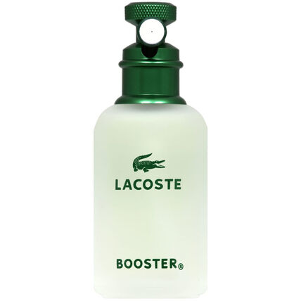 Lacoste Booster, Eau de Toilette Spray, 125 ml