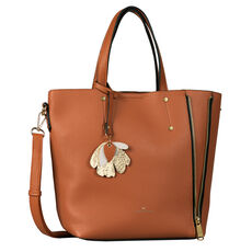 Tom Tailor Damen Shopper Lana