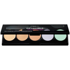 L'Oréal Paris Indefectible Total Cover Palette