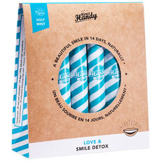 Merci Handy Love & Smile Detox, Ölziehen, 140 ml, Holy Mint