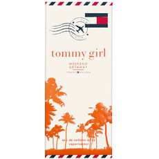 Tommy Hilfiger Tommy Girl Weekend Getaway, Eau de Toilette, 100 ml