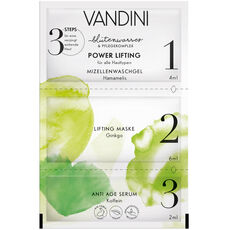 Aldo Vandini Power Lifting 3-Step Maske, 12 ml