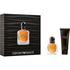 Emporio Armani Stronger With You for Him, Duftset