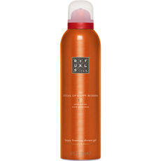 Rituals The Ritual of Happy Buddha Foaming Shower Gel Duschschaum, 200 ml