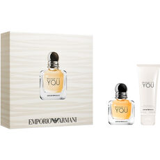 Emporio Armani Because It's You for Her, Duftset