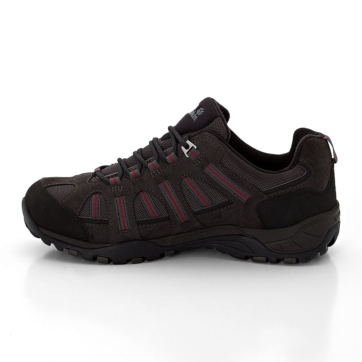 new style 94a6e ca306 Herren Texapore Trailschuh Falcon Low, anthrazit/rot, 44