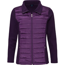 K-Town Damen Fleece-Jacke