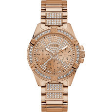 "Guess Damen Multifunktionsuhr Lady Frontier ""W1156L3"""