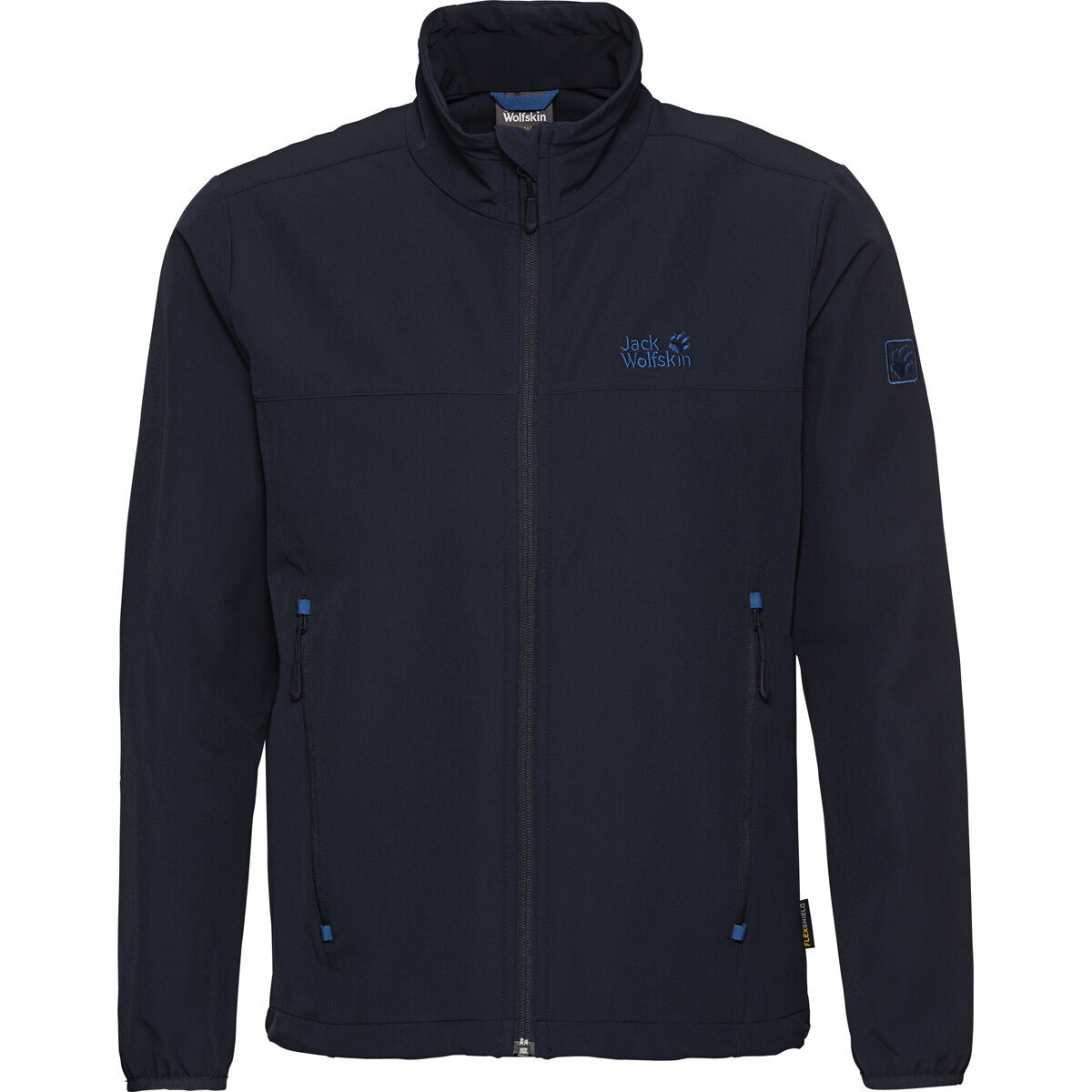 new product 508fe 00623 Herren Softshelljacke Crestview, navy, S