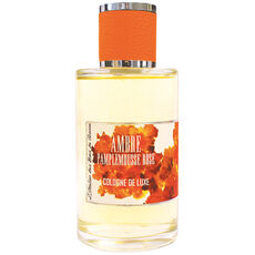 Jeanne Arthes Ambre Pamplemousse Rose, Eau de Cologne, 100 ml