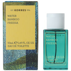 Korres Water Bamboo Freesia, Eau de Toilette, 50 ml