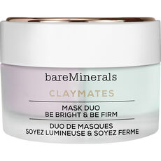 bareMinerals Claymates Mask Duo Be Pure & Be Dewy