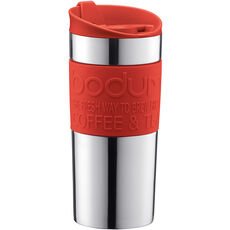 Bodum Isolierbecher Travel-Mug, 0,35 l