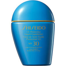 Shiseido UV Protective Liquid Foundation SPF 30