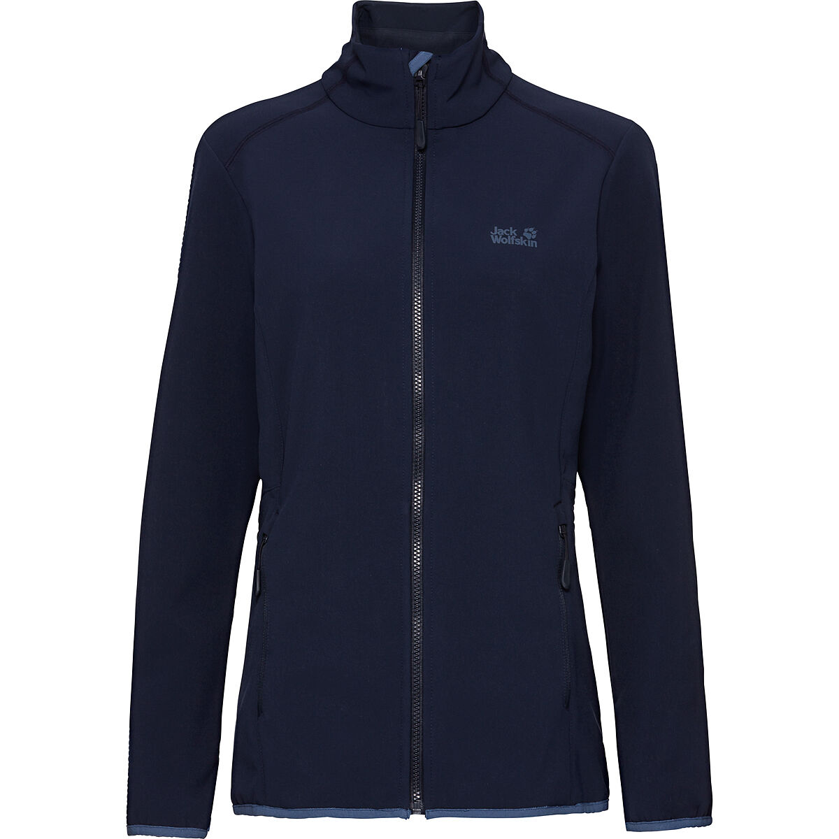 size 40 b721d e7b38 Damen Softshell-Jacke ESSENTIAL ALTIS, midnight blue