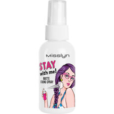 Misslyn Stay With Me! Matte Fixing Spray